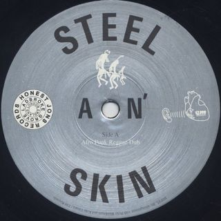 Steel An' Skin / Afro Punk Reggae Dub back