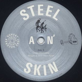 Steel An' Skin / Afro Punk Reggae Dub label