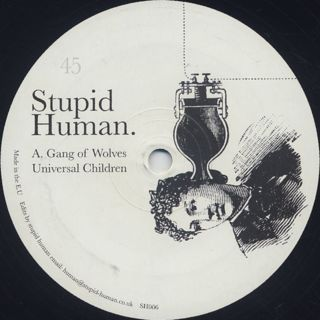 Stupid Human / Gang Of Wolves front