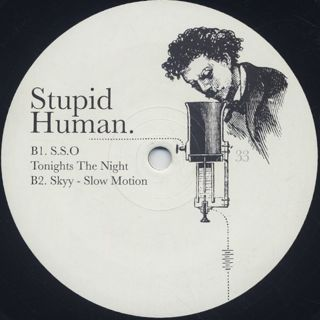 Stupid Human / Gang Of Wolves back