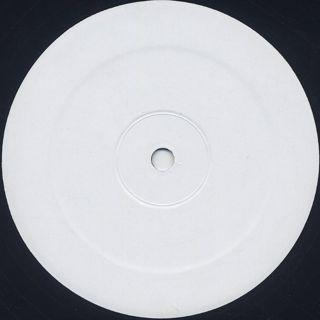 Tee Scott / Unreleased back