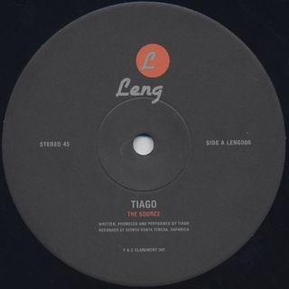 Tiago / The Source