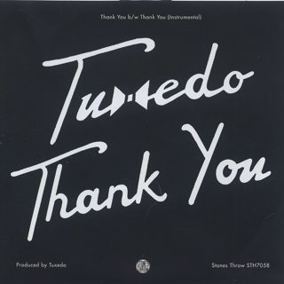 Tuxedo / Thank You back