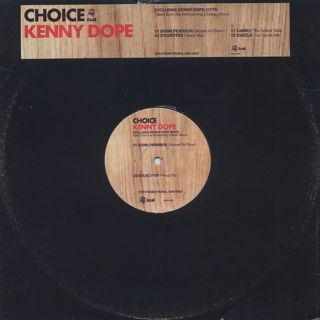 V.A. / Choice - A Collection Of Classics - Exclusive Kenny Dope Edits