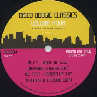 V.A. / Disco Boogie Classics Vol.4 back
