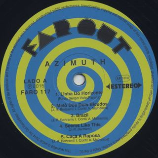 Azymuth / Azimüth label