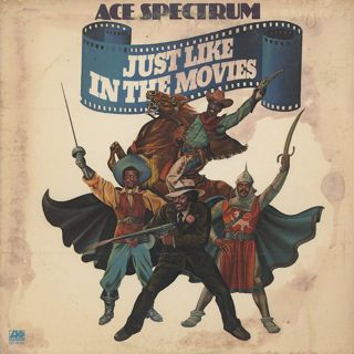 Ace Spectrum / Just Like In The Movies