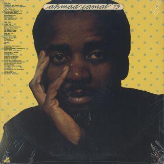 Ahmad Jamal / '73 back