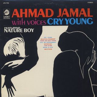 Ahmad Jamal / Cry Young front