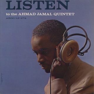 Ahmad Jamal / Listen