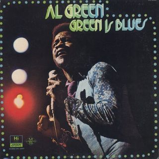 Al Green / Green Is Blues front