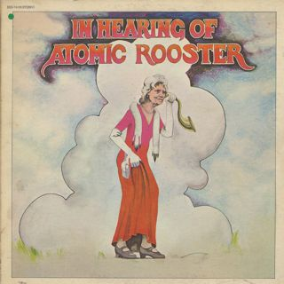 Atomic Rooster / In Hearing Of front