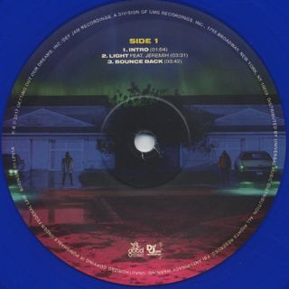 Big Sean / I Decided (2LP/Blue Vinyl) label