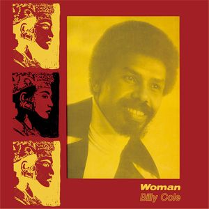 Billy Cole / Woman(CD)
