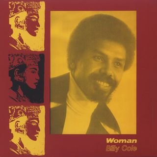 Billy Cole / Woman(LP)