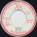 Billy Cole / Woman c/w Bump All Night