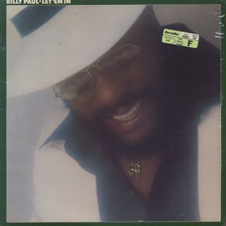 Billy Paul / Let 'Em In