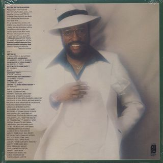 Billy Paul / Let 'Em In back