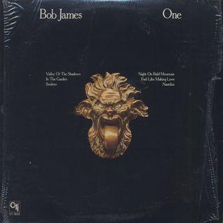 Bob James / One back