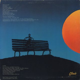 Bobby Caldwell / S.T. back