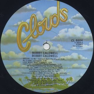 Bobby Caldwell / S.T. label