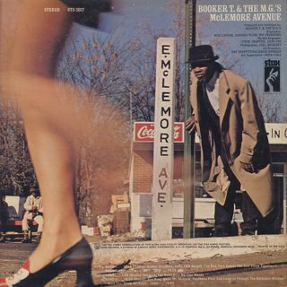 Booker T. & The M.G.'s / McLemore Avenue back