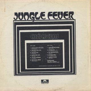 Chakachas / Jungle Fever back