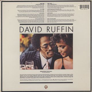 David Ruffin / Gentleman Ruffin back