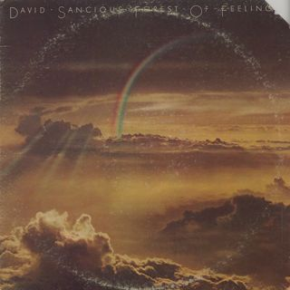 David Sancious / Forest Of Feelings front