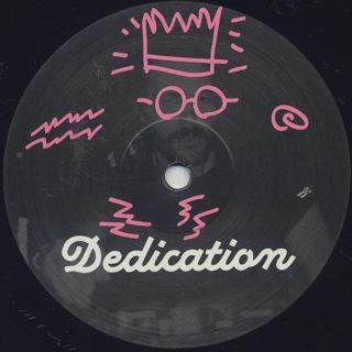 Dedication / It's A Dedication back