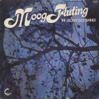 Ebony Godfather / Moog Fluting front