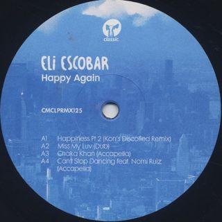 Eli Escobar / Happy Again