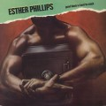 Esther Phillips / Good Black Is Hard To Crack