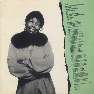 Esther Phillips / Good Black Is Hard To Crack back