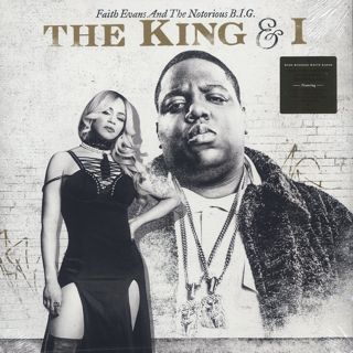 Faith Evans And The Notorious B.I.G. / The King & I front