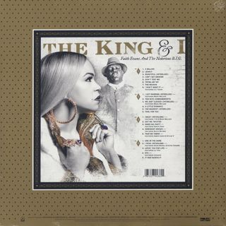 Faith Evans And The Notorious B.I.G. / The King & I back