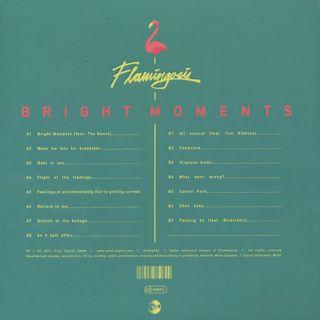Flamingosis / Bright Moments back