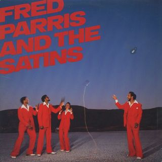Fred Parris And The Satins / S.T. front