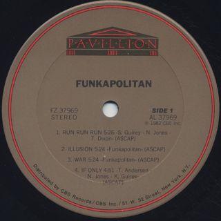 Funkapolitan / Funkapolitan label