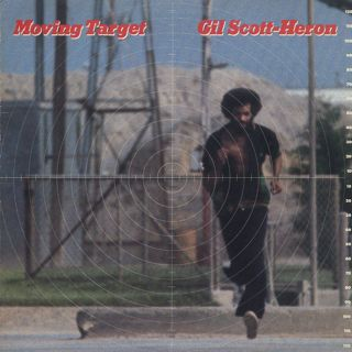 Gil Scott-Heron / Moving Target front