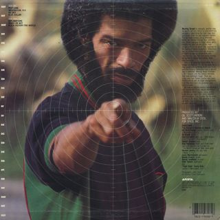Gil Scott-Heron / Moving Target back