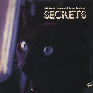 Gil Scott-Heron and Brian Jackson / Secrets front