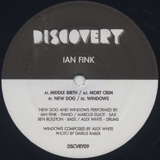 Ian Fink / Middle Birth EP