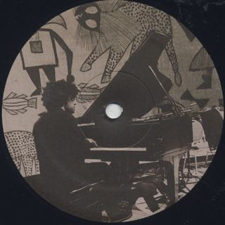 Ian Fink / Middle Birth EP back