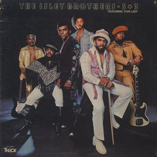 Isley Brothers / 3+3 front