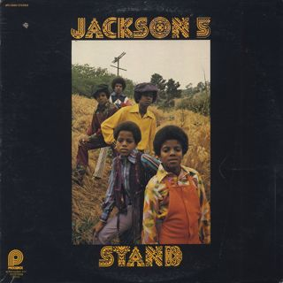 Jackson 5 / Stand front