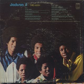 Jackson 5 / Third Album back