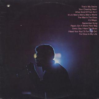 James Brown / Soul On Top back