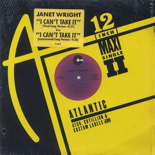 Janet Wright / I Can't Take It