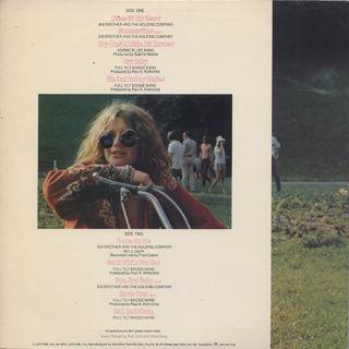 Janis Joplin / Greatest Hits back